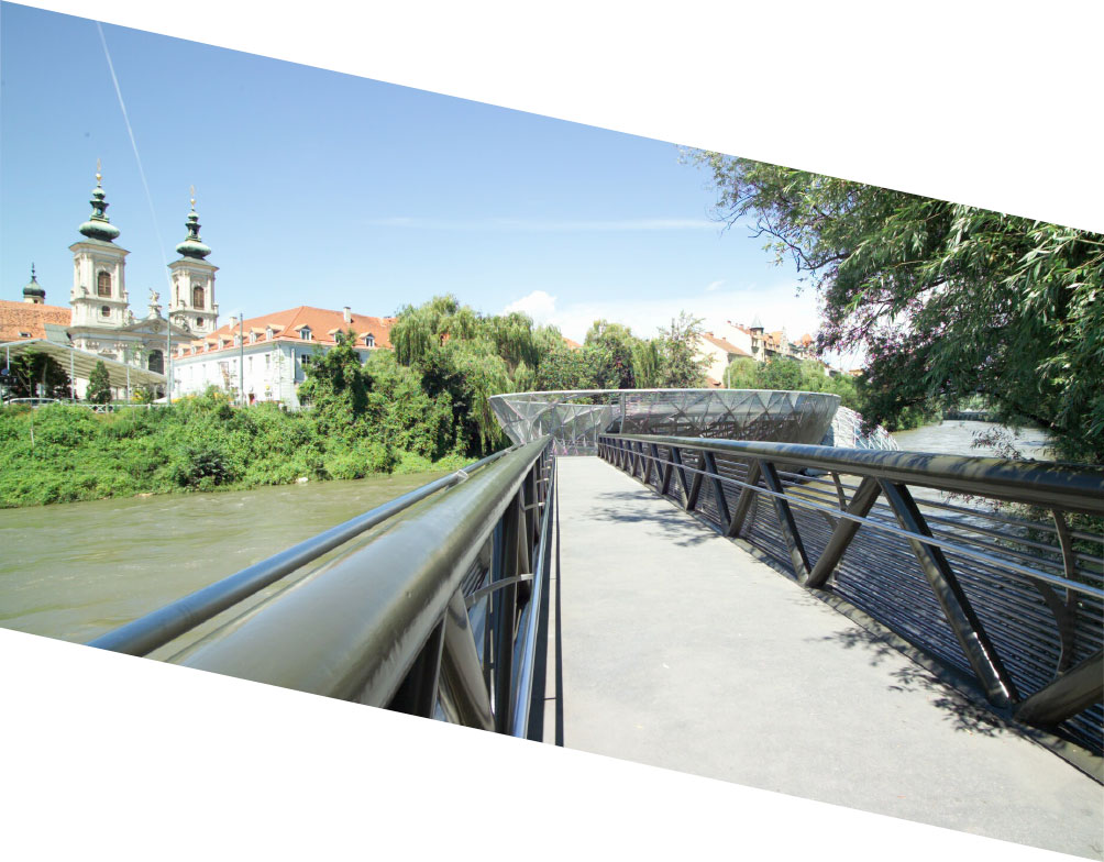 Murinsel Graz Header