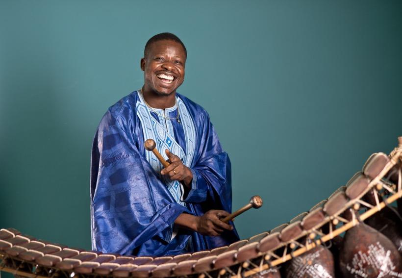 Mamadou Diabate Percussionmania @ gamsbART