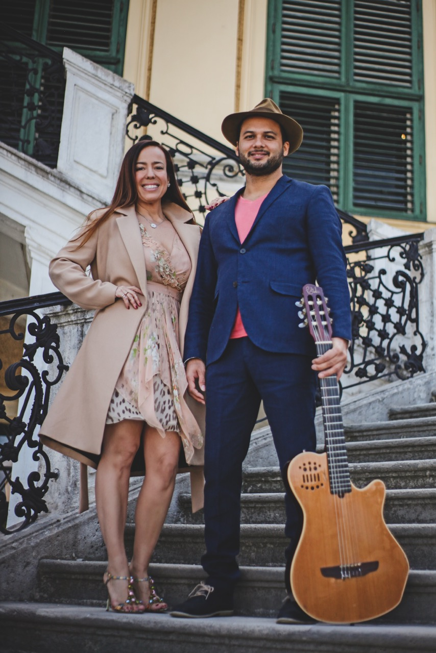 DuoSamambaia feat. Daniela Procopio @ gamsbART