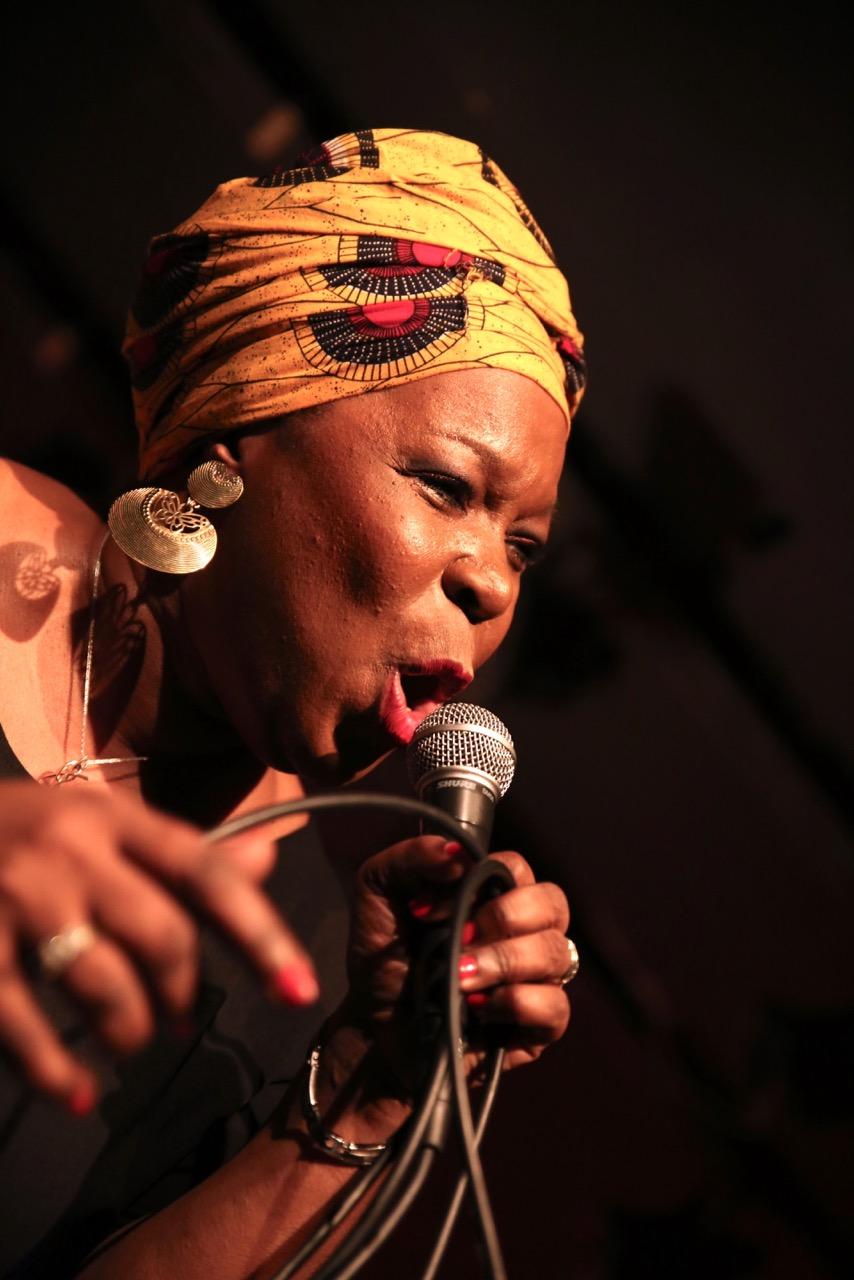 Gisele Jackson & R. Wressnig Soul Gift Band @ gamsbART