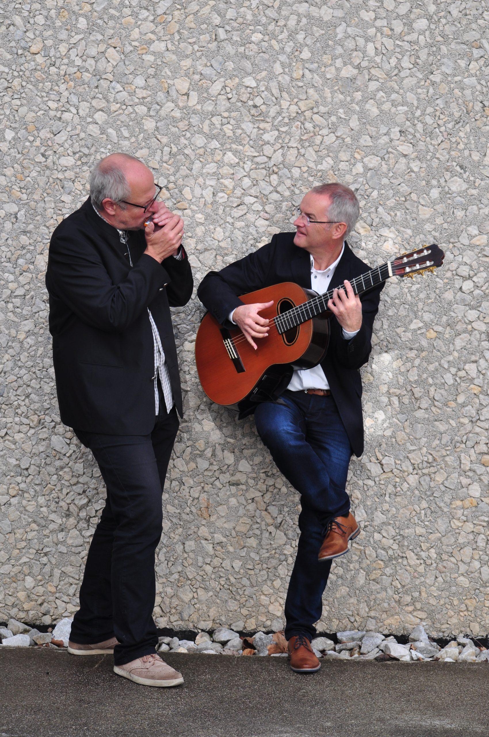 Arthur Ottowitz & Janez Gregorič ©Ch.Ottowitz